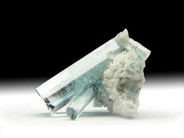 Beryll-Var. Aquamarin