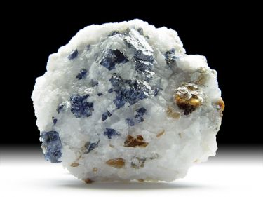 Blauer Spinell