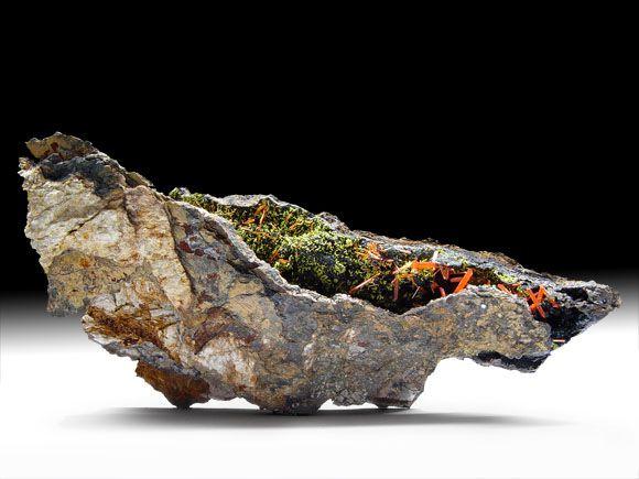 Krokoit / Pyromorphit