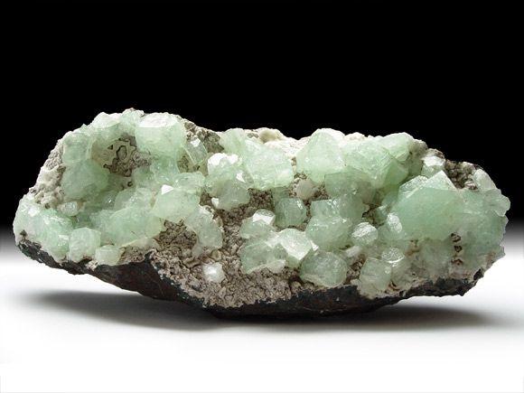 Apophyllit-(KF), Stilbit-Ca, Heulandit