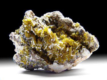 Wulfenit (Gelbbleierz)
