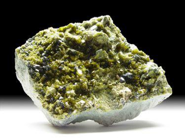 Epidot, Magnetit, Diopsid, Klinochlor