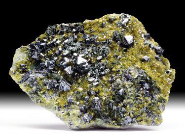 Magnetit, Diopsid, Epidot, Klinochlor