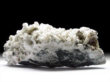 Albit-Var. Periklin (Feldspatgruppe), Fluorit, Brookit