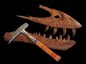 Estwing Pickhammer mit Ledergriff (Foto: © Estwing)