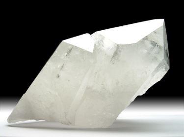 Quarz-Var. Bergkristall