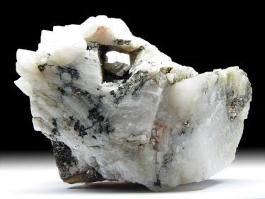 Carrollit, Chalkopyrit, Dolomit