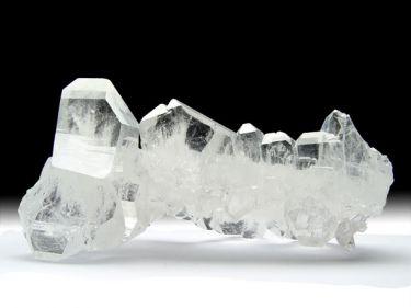 Bergkristall-Var. Fadenquarz