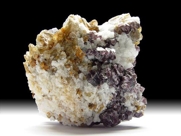 Spinell, Phlogopit, Klinohumit