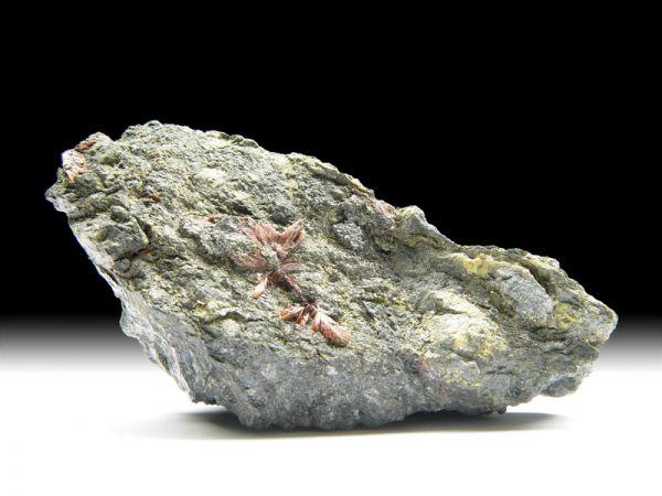 Kermesit (Rotspießglanz)