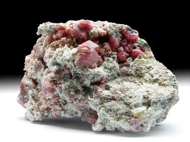 Granat-Var. Grossular (