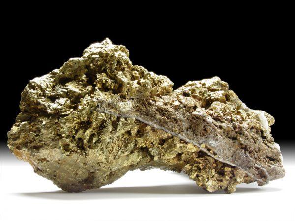 Chalkopyrit (Kupferkies)