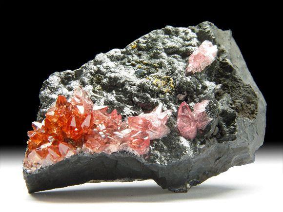 Rhodochrosit (Manganspat), Manganit