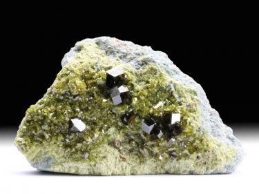 Andradit (Granatgruppe), Epidot