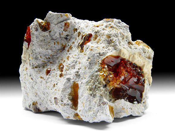 Opal-Var. Feueropal