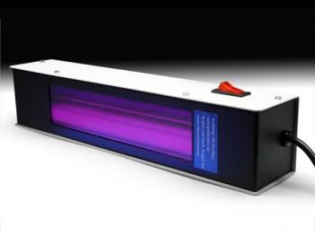 UV-Lampe. Foto: (c) Mineralium.de