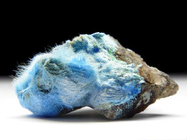 Carbonat-Cyanotrichit