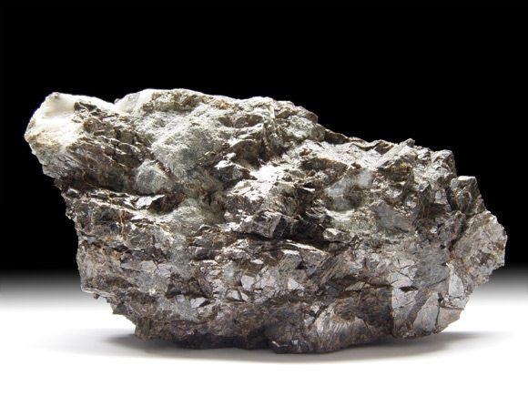 Sphalerit (Zinkblende), Galenit (Bleiglanz)