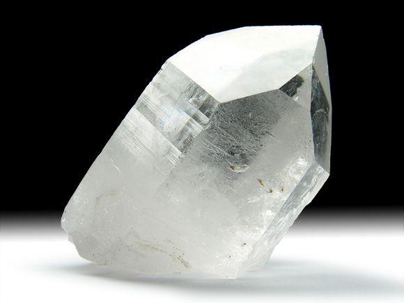 Bergkristall-Spitze
