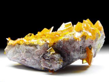 Wulfenit (Gelbbleierz), Mimetesit