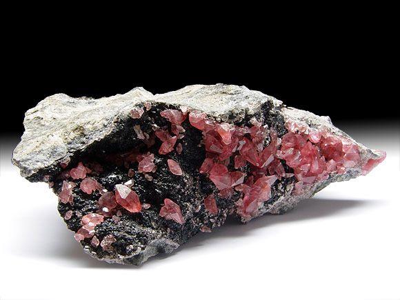 Rhodochrosit (Manganspat), Manganoxid