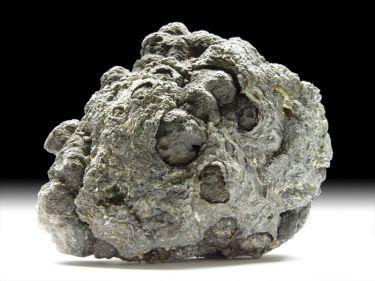Ged. Arsen (Scherbenkobalt),Nickel-Skutterudit (Chloanthit)