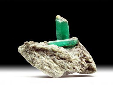 Beryll-Var. Smaragd