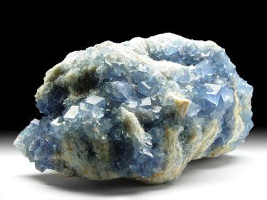 Fluorit (Flussspat), Baryt